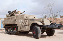 M3 half-track APC Royalty Free Stock Photo