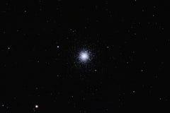M3 più sudicio - Gruppo di terminali globulare in canne Venatici Fotografie Stock