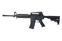 Free M4 Carbine Isolated Royalty Free Stock Photography - 30307477