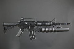 M4 Rifle Royalty Free Stock Photography