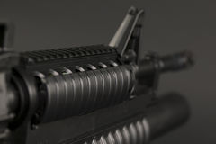 M4 Rifle Royalty Free Stock Images