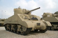 M4 Sherman Stock Photo