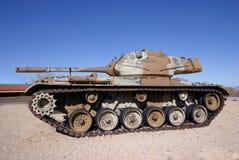 m47 patton坦克 库存照片