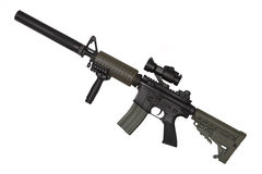 M4A1 custom Stock Photography