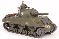 m4a3谢尔曼坦克 免版税库存图片