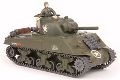 M4A3 Sherman Tank Royalty Free Stock Images