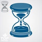 Maßvektorsandglas der hohen Qualität Eps8 Lizenzfreies Stockbild