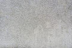 Mała żwiru ściany mieszanka z białym, czarnym szarość kamieniem robić, Domy Używać jako tło kopia fotografia stock