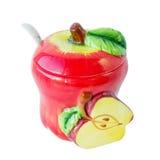 maçã da Açúcar-bacia Fotos de Stock