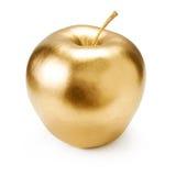 Maçã do ouro. foto de stock