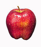 Maçã fresca vermelha Imagem de Stock Royalty Free