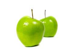 Maçã verde Fotografia de Stock