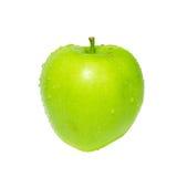 Maçã verde-clara fotografia de stock royalty free