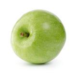 Maçã verde madura Foto de Stock
