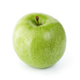Maçã verde madura Foto de Stock Royalty Free
