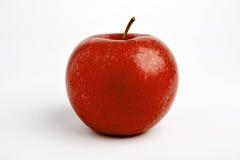 Maçã vermelha fotografia de stock