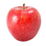 A maçã vermelha isolou-se Imagens de Stock Royalty Free