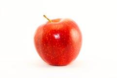 Maçã vermelha madura suculenta Imagens de Stock