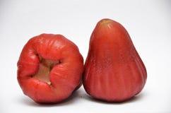 Maçãs de Rosa asiáticas do fruto Imagem de Stock Royalty Free