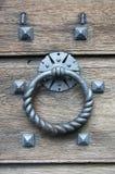 Maçaneta de porta velha Fotografia de Stock Royalty Free