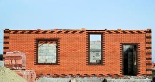 Maçonnerie-brique Photo stock
