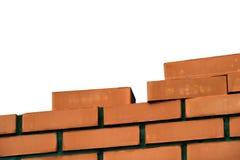 Maçonnerie-brique Image libre de droits
