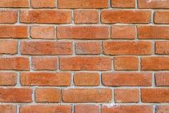 Maçonnerie de brique Photographie stock
