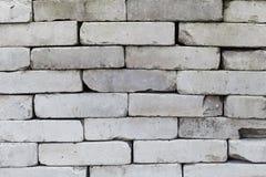 Maçonnerie de brique Photo stock