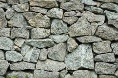 Maçonnerie de maçonnerie de pierres de granit photos stock