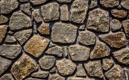 maçonnerie en pierre Image libre de droits