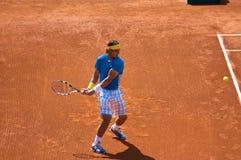 Maître 1 de Nadal Monte Carlo Rolex Image libre de droits
