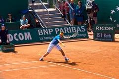 Maître 8 de Nadal Monte Carlo Rolex image stock