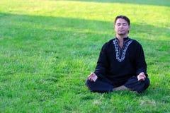 Maître de zen Images stock