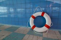 Maître nageur Image libre de droits