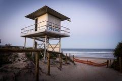 Maître nageur Tower Photographie stock libre de droits