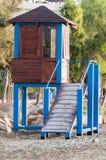 Maître nageur Tower Image libre de droits