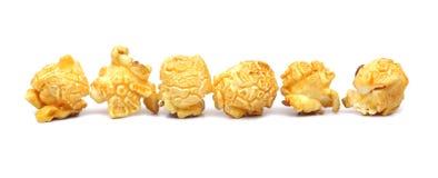 Maïs éclaté de caramel Photos libres de droits