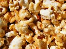 Maïs éclaté de caramel Photos stock