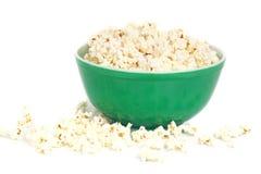 maïs éclaté de cuvette Images stock