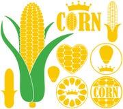 Maïs illustration de vecteur