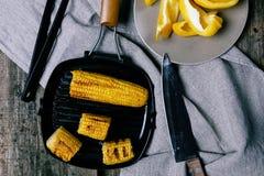 Maïs délicieux Image stock