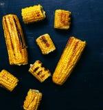 Maïs délicieux Photo stock