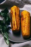 Maïs délicieux Photos stock