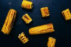 Maïs délicieux Photographie stock libre de droits