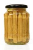 Maïs de chéri Photos stock