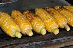Maïs grillé Images stock