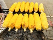 Maïs grillé Photo libre de droits
