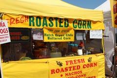 Maïs rôti Image stock