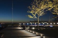 Mañana Boston del sur crepuscular Fotos de archivo libres de regalías