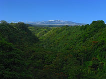 Mañana de Mauna Kea Fotos de archivo